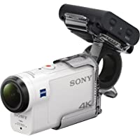 Sony FDR-X3000RFDI Kit Action Camera 4K Ultra HD + Telecomando Live View, Sensore CMOS Exmor R, Ottica Zeiss, Wi-Fi…