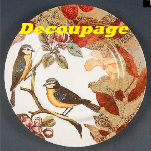 Decoupage (Handgemachte Kunst Und Kunsthandwerk)