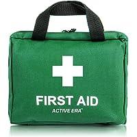 Erste Hilfe Set - 90-teiliges Premium Erste-Hilfe-Set - enthält Sofort Kühlpacks, Augenspülung, Rettungsdecke für zu…