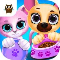 Kiki & Fifi Pet Friends - Cute Kitty & Puppy Care