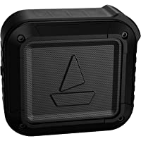 boAt Stone 200 Portable Wireless Speaker with 3W Sound, Robust Bass, Rugged Mountable Design, IPX6 Water & Splash Resistance and Up to 10H Playtime (Black)