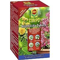 COMPO Insetticida Cythrin L PFnPO, Efficace contro Parassiti delle Colture Floreali e Ornamentali, 100 ml