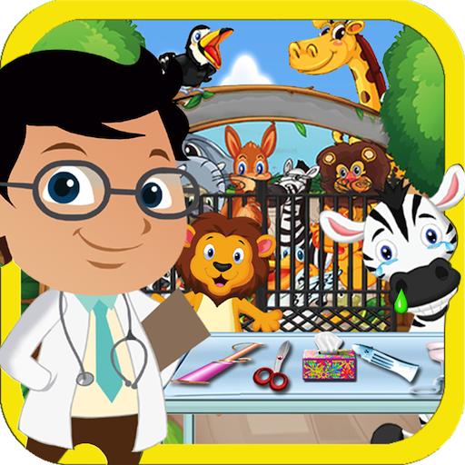Dschungel-Doktor (Extrahieren Sie Natürlich)