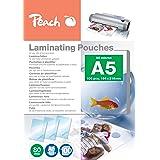 Peach PP580-03 lamineringsfolie A5, 80 mic, 100 stycken
