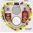 Bryan & Candy New York Cocoa Shea Diwali Gift Set For Women Heart Combo Kit, Shower gel, Hand & body Lotion, Body Polish, Loo