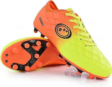 Optimum Unisex Kid's Ignisio Lace-up Football Boot Moulded Stud
