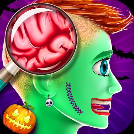 Halloween ER Notfall