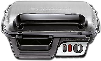 Rowenta GR3050 Classic Bistecchiera con 2 Posizioni di Cottura, Potenza 2000 W