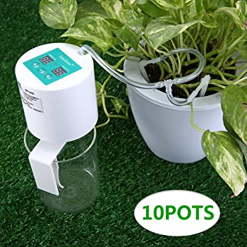 Yardeen Smart Watering Timer With Automatic Sprinkler System Drip