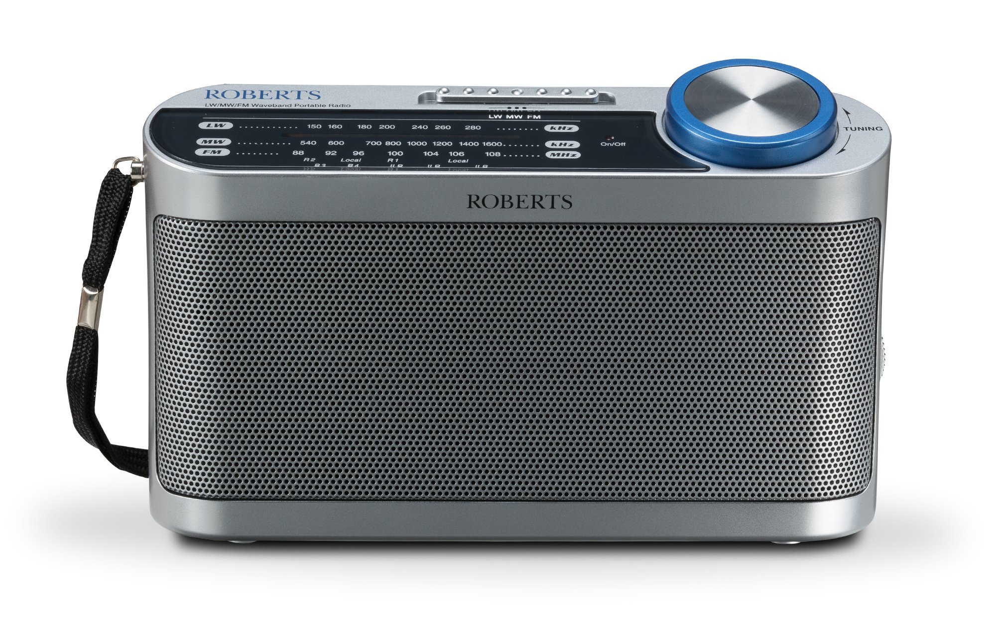 Roberts Radio R9993 Portable LW/MW/FM Radio with Headphone Socket 4