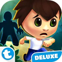 Crazy Nightmare Run 3D DELUXE