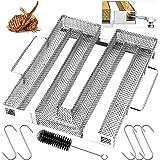 Koudrookgenerator, voor koude rook, koude rook, roestvrij staal voor koud roken, BBQ Premium, rookaccessoires, barbecue, prof