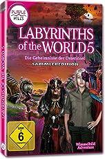 Labyrinths of the World 5 - Die Geheimnisse der Osterinsel Sammleredition [Windows 10/8/7]