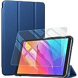 Benazcap Funda para Huawei MatePad T8 8.0 Pulgada 2020 con Protector Pantalla, Estuche Plegable Delgado para Huawei MatePad T