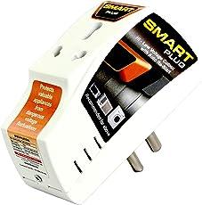 Original Smart Plug 16Amp High Low Voltage Cutout Surge Protector