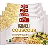 Gefen Israeli Pearl Couscous 1kg (4 Packs of 250g) Mediterranean Toasted Pasta