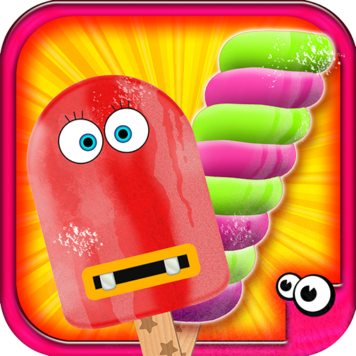 iMakeIcePops - Popsicle Maker