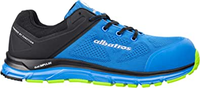 ALBATROS Lift Blue Impulse Low, Men's Shoes Lift Blue Impulse Size 11 Blue/Black