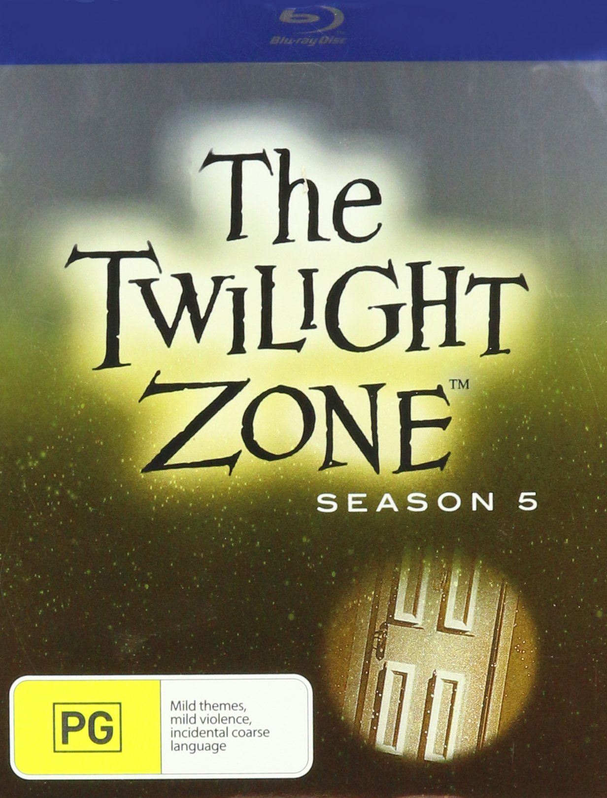 Twilight Zone - Original Series: Season 5 [Edizione: Francia]