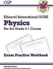 New Grade 9-1 Edexcel International GCSE Physics: Exam Practice Workbook (Includes Answers)