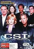 csi crime scene investigation - CSI - Season 1 DVD (6 DVD)