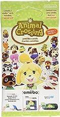 Nintendo Carte Amiibo Animal Crossing - Serie 1