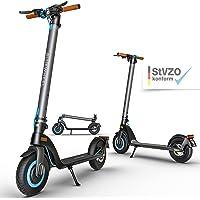 """BLUEWHEEL 10"""" Design E-Scooter mit Straßenzulassung   Deutsche Qualitätsmarke   mobiler Akku + 13,5 kg leicht   E…"""