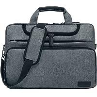 LOVEVOOK Laptoptasche 15,6 17,3 Zoll, Wasserdicht Notebooktasche Arbeitstasche Aktentasche Groß mit Schultergurt…