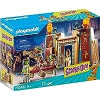 Playmobil - Scooby-Doo! Histoires en Egypte - 70365