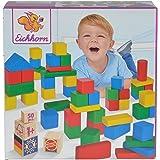 Holzspielzeug Spielzeug 100 HSM Kinder Bauklötze Bausteine Holzbausteine Holzbauklötze Holzspielzeug