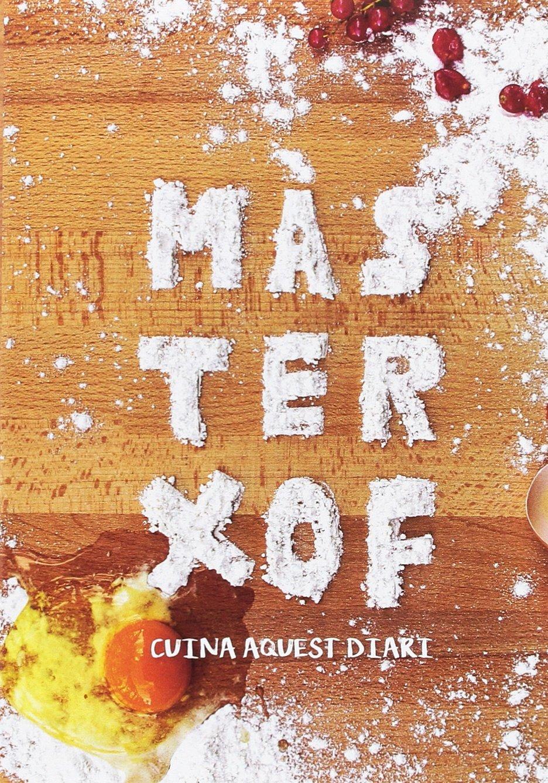 Master Xof : Cuina amb aquest diari