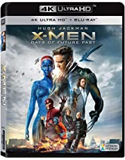 X-Men: Days of Future Past (4K UHD & HD) (2-Disc)