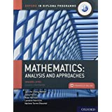 IB Mathematics Print and Enhanced Online Course Book Pack, Route 1: Analysis and Approaches HL