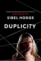 Duplicity: A fast-paced thriller with a brilliant twist (A Detective Carter Thriller) Kindle Edition