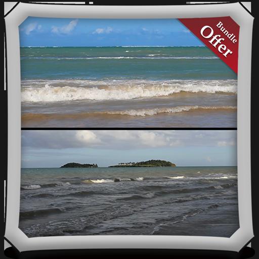Romantic Wave HD - FREE Wallpaper & Themes