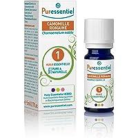 Puressentiel - Huile Essentielle Camomille Romaine - Bio - 100% pure et naturelle - HEBBD - 5 ml