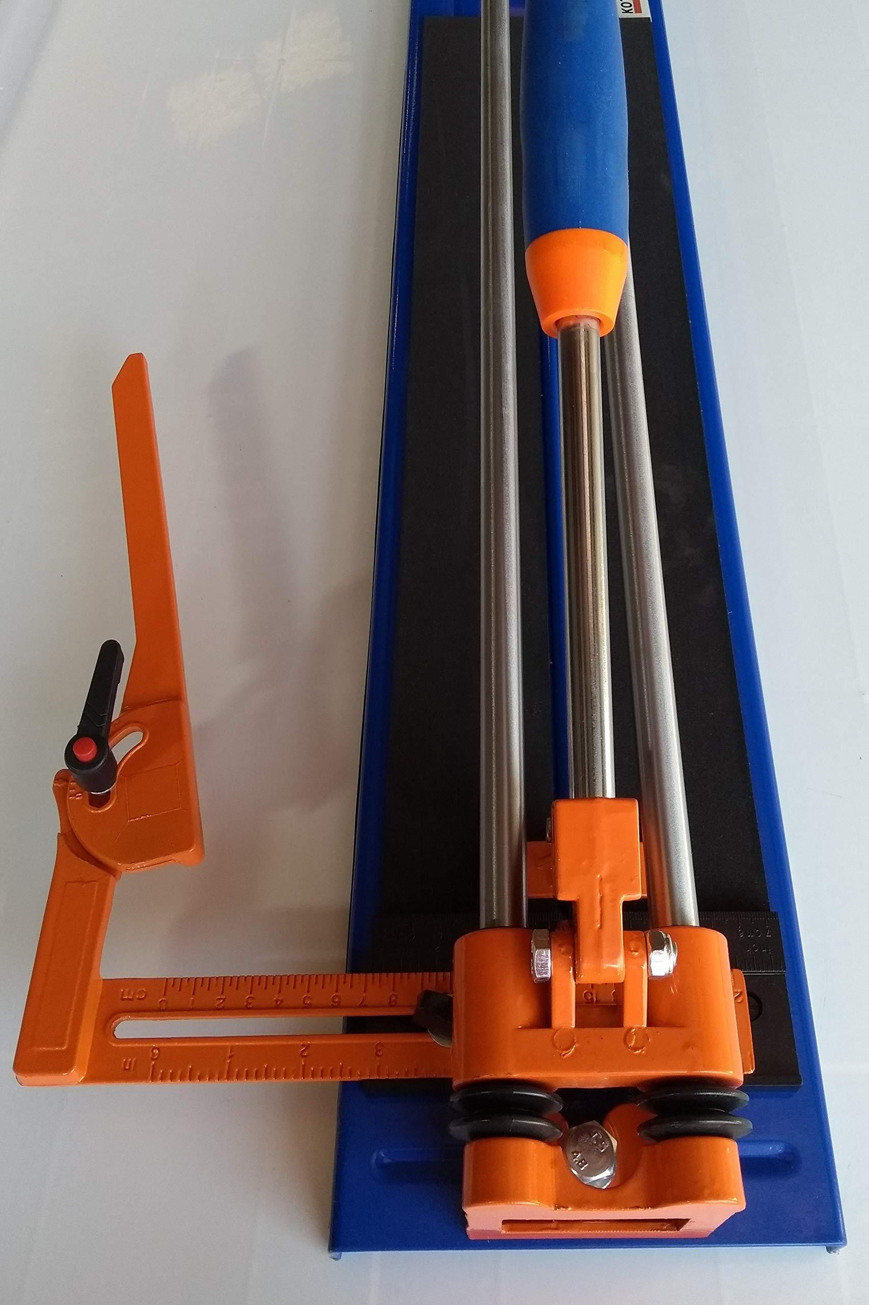Cortadora cerámica máquina cortar azulejos (corte hasta 60cm) CON MALETIN