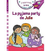 Sami et Julie CE1 La pyjama party de Julie