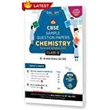 Educart CBSE Class 12 Chemistry Sample Question Papers Book 2021 (By Arvind Arora, A2 Sir)
