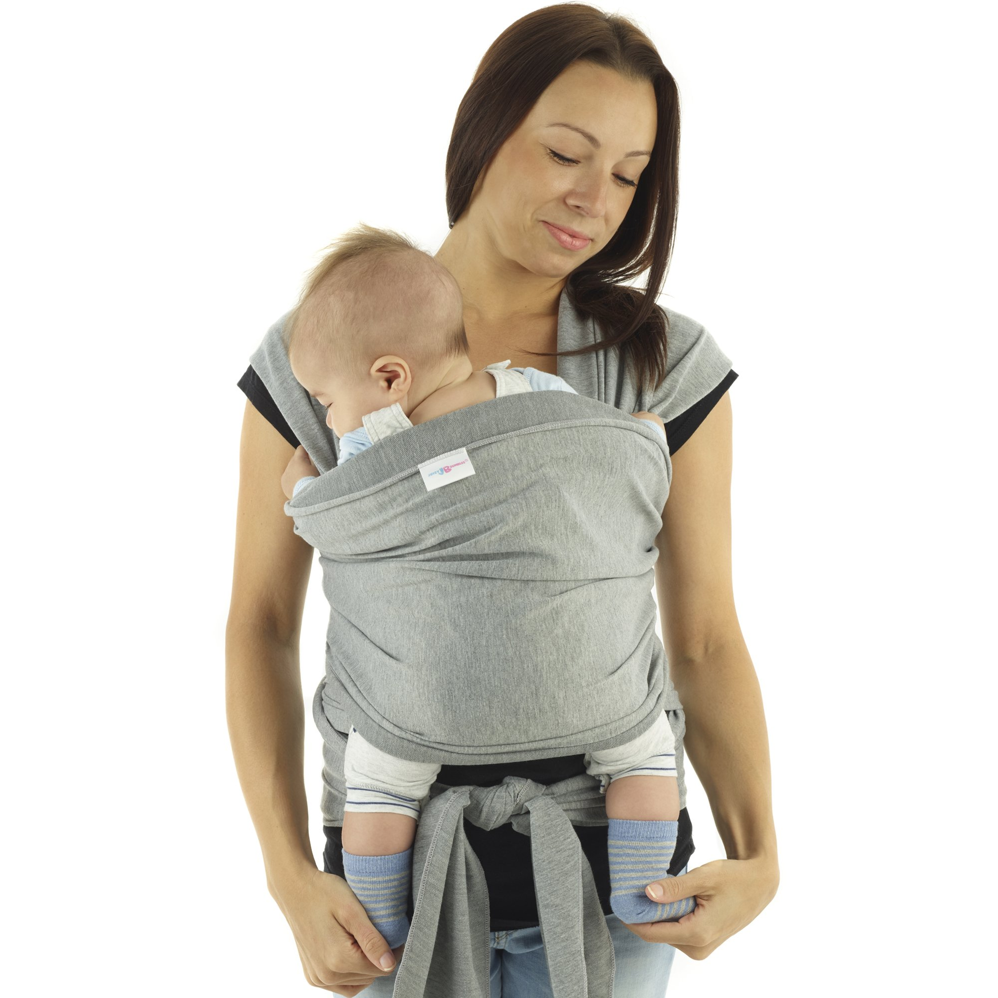 Juicy Bumbles Baby Sling Baby Wrap Carrier Newborn To 35 Lbs