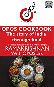 The story of India through food: OPOS Cookbook