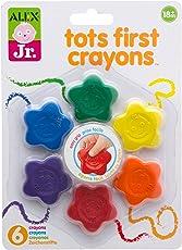 ALEX Jr. Tots First Crayons