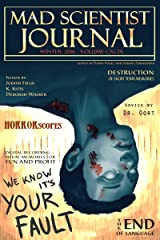 Mad Scientist Journal: Winter 2016 Kindle Edition