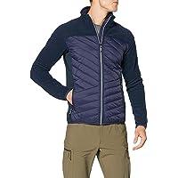 CMP Men's Giacca Imbottita Knit Tech Jacket