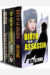 Birth of an Assassin, The Box Set: Three gripping novels. Two unstoppable combatants Kindle Edition