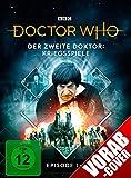 Doctor Who - Der Zweite Doktor: Kriegsspiele (Episode 1-4) Edition mit limitiertem Sammelschuber) LTD.