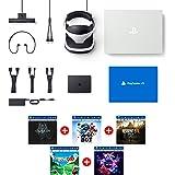 PlayStation VR2 Megapack 2 Astro Bot + Skyrim V + Resident Evil 7 + Everybody's Golf + VR Worlds + Caméra V2