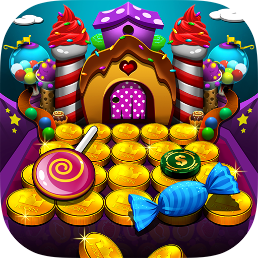 Coin Party: Candy Donuts Dozer