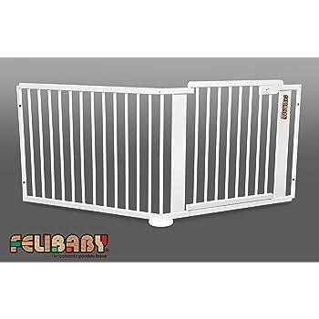 cf0c8ed0e56dcc ONE4all 1+1 - Barrière de sécurité modulable, barrière d escalier et  barrière