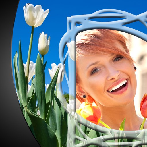 Tulpen Fotorahmen -